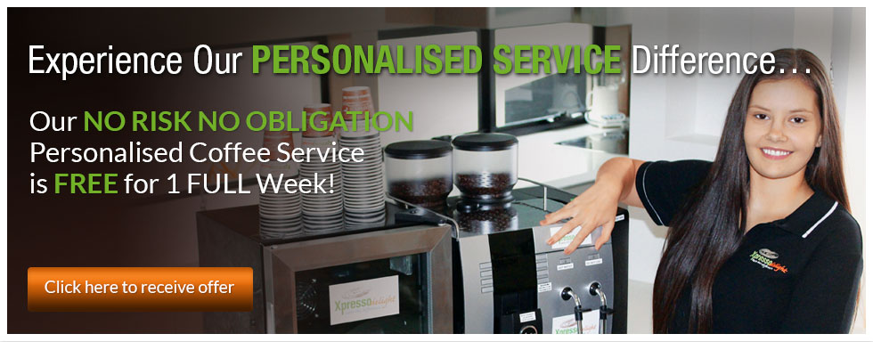 Experience our personalised service
