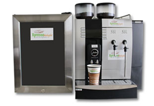 Our Type 1 Corporate Coffee System